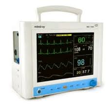 SOP PATIENT MONITOR / BED SIDE MONITOR MINDRAY MEC 1000