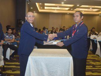Yusuf Indra Rudiana kembali menahkodai IKATEMI DPD NTB untuk kedua kalinya