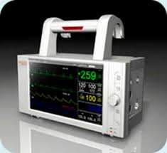 SOP Patient Monitor / Bed Side Monitor PrizM5 Charmcare