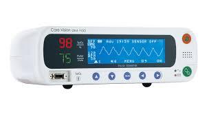 SOP Pulse Oximeter Care Vision OM-100
