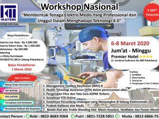 Workshop Nasional IKATEMI DPD Riau Menyuguhkan Materi yang Dibutuhkan saat ini
