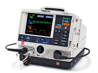 Service Manual Defibrillator Lifepak 20e